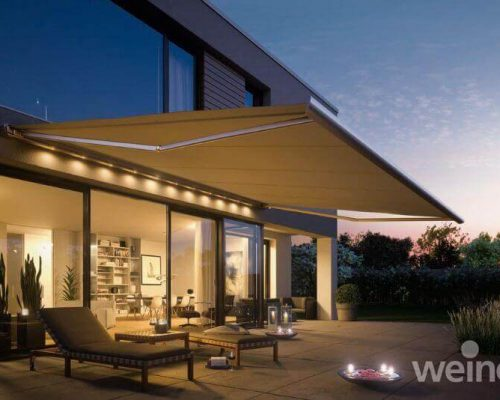 Awnings Dorset   Awing Fitters in Dorset   Tuscany Blinds ...